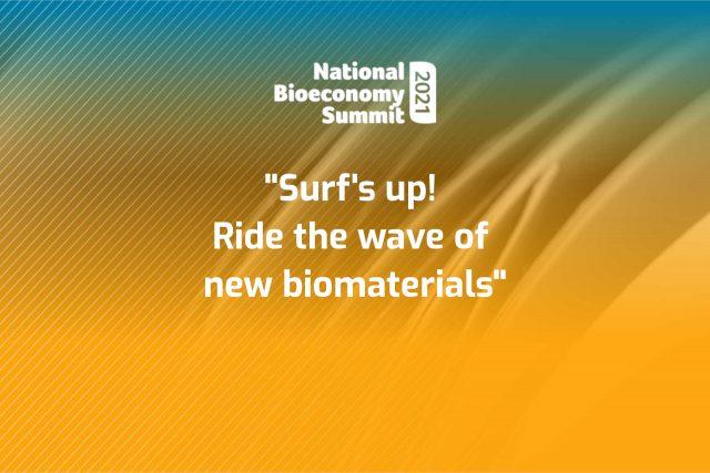 Surf's Up Bioeconomy Summit